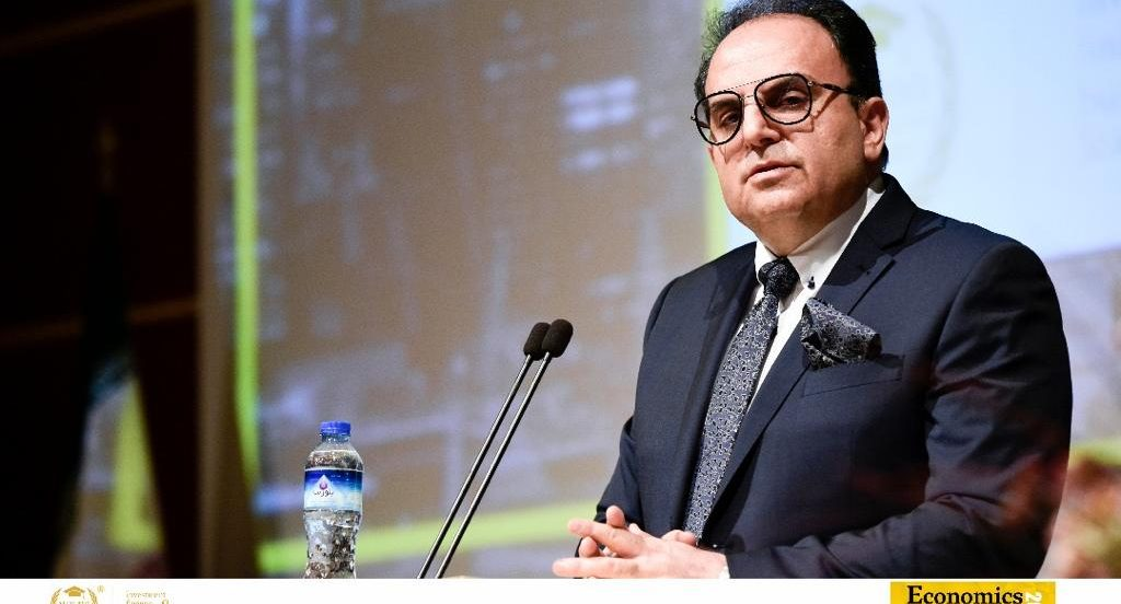 Prof. Keyvan Jafari Tehrani, Strategic Advisor to the Committee on Mine and Mining Industries in the frames of Iran-China 25-year Memorandum of Understanding