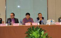 گزارش روز نخست کنفرانس بین الملی فولاد و مواد معدنی ۲۰۱۴ در شهر تایووان