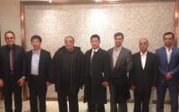 ملاقات با سفیر ایران در چین